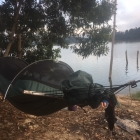 Camping with the Lawson Hammock