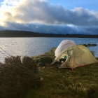 Camping out the Western Lakes (man it gets cold at night!)