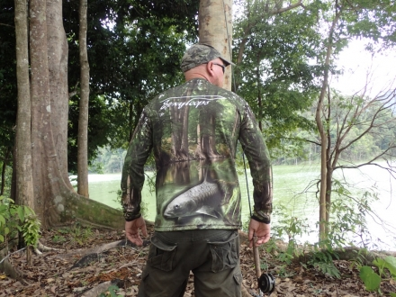 Mahseer Invisibility Shirt
